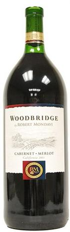 Woodbridge By Robert Mondavi Cabernet Merlot